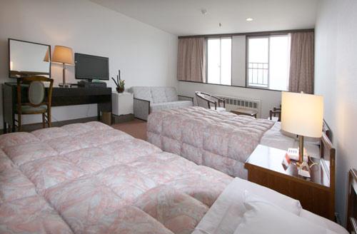 木曽駒高原ホテル/客室