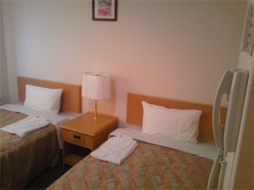 HOTEL AZ 三重名張店(旧:亀の井イン三重名張店)/客室