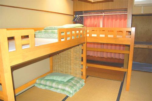 天草ゲストハウス spring/客室