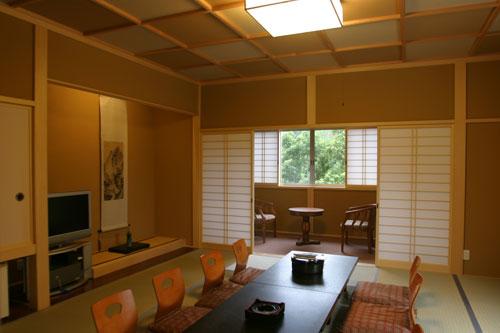 料理旅館 七尾城/客室