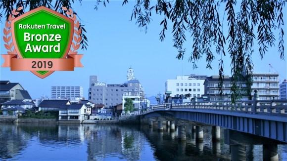 松江しんじ湖温泉 松江シティホテル本館/外観