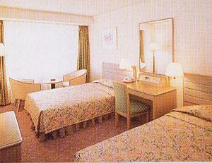 東京グランドホテル/客室