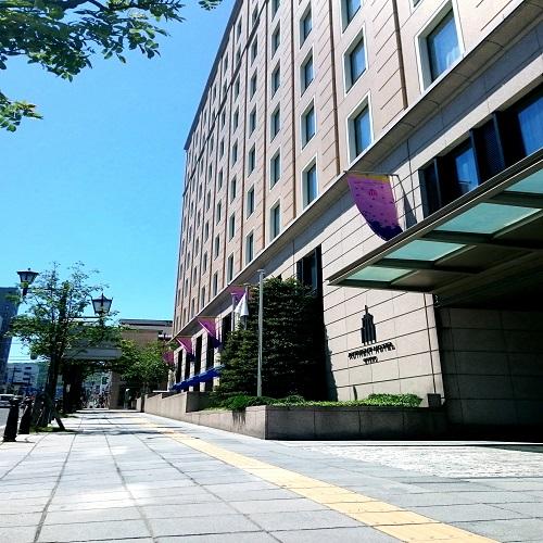 オーセントホテル小樽/外観