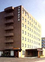 プラザホテル直方/外観