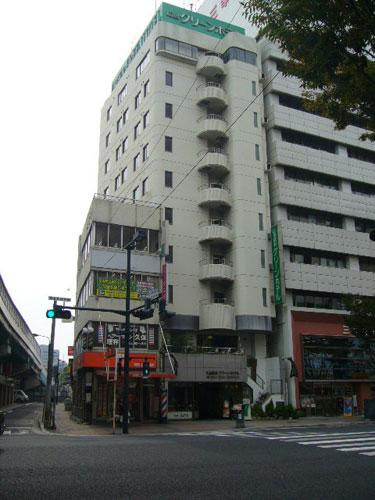 広島駅前グリーンホテル/外観