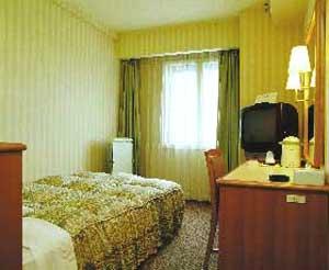 ホテルクラウンヒルズ郡山(BBHホテルグループ)/客室