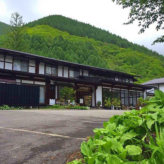 温泉旅館けやき山荘/外観