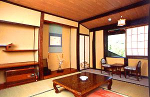 温泉旅館けやき山荘/客室