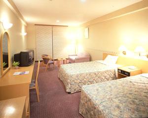 稲佐山観光ホテル/客室