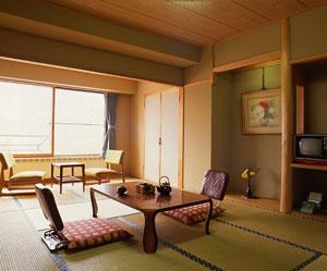 菅平高原温泉ホテル/客室