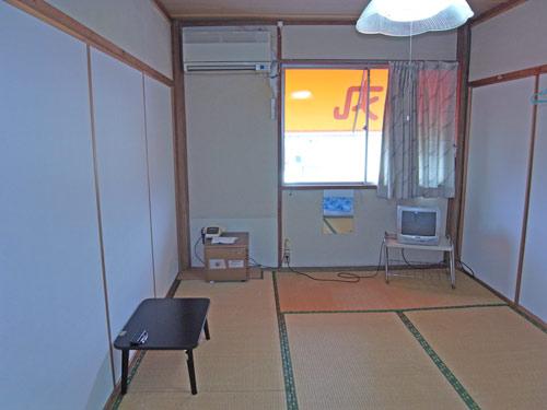 阿蘇丸福/客室