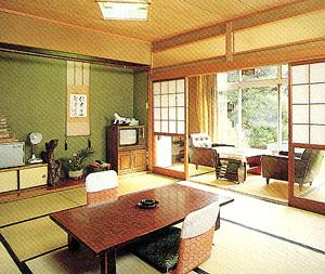 料亭旅館 山水荘/客室