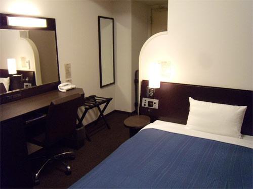 ルートイングランティア伊賀上野 和蔵の宿/客室