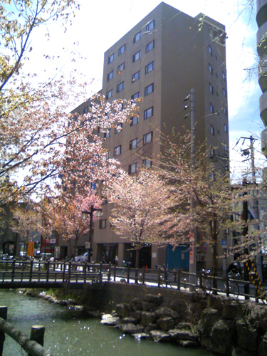 札幌オリエンタルホテル/外観