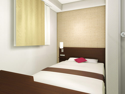 CVS・BAY HOTEL/客室
