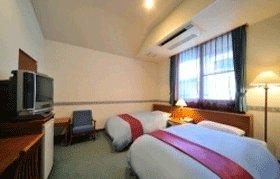 森岳温泉ホテル/客室