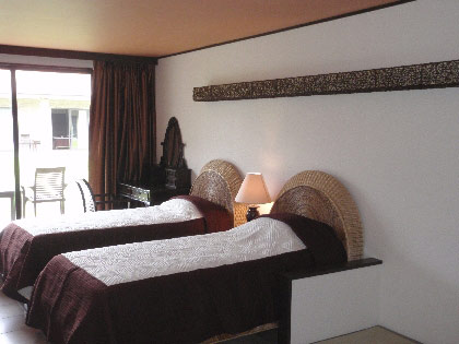 八丈島 ホテル リゾートシーピロス <八丈島>/客室