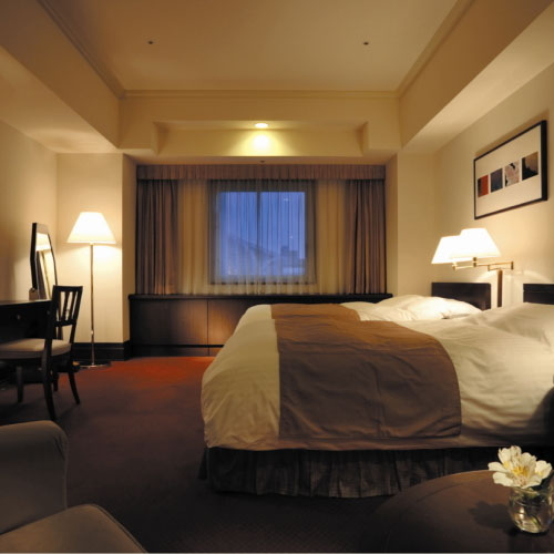 ホテルクラビーサッポロ/客室