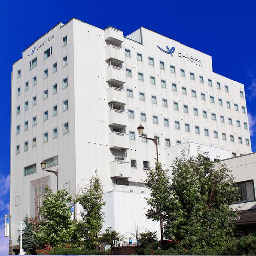 コートホテル旭川/外観