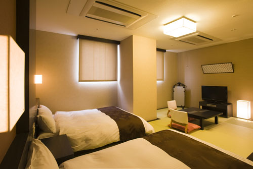 ホテル タイセイアネックス/客室