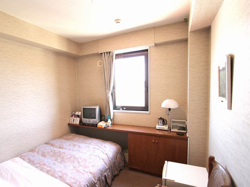 ホテル室蘭ヒルズ(旧:ホテルさくらイン室蘭/BBHホテルグループ)/客室