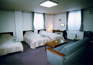 ホテル鍋城/客室