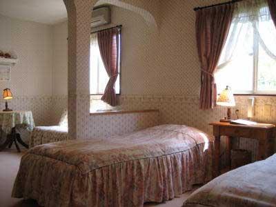 カントリーハウス ランプライト/客室