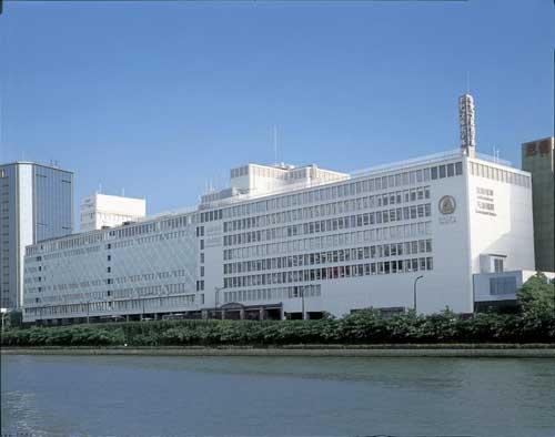 大阪キャッスルホテル<天満橋>/外観