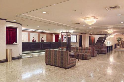 大阪キャッスルホテル<天満橋>/客室