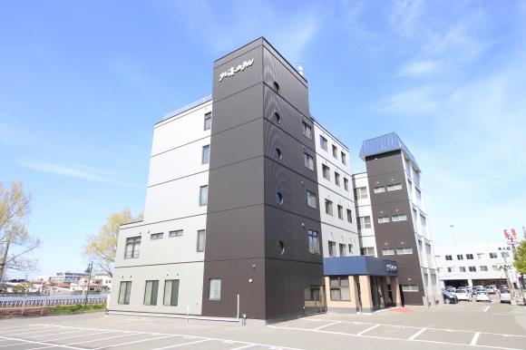 網走 北海ホテル/外観