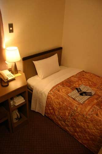 室蘭グリーンホテル/客室