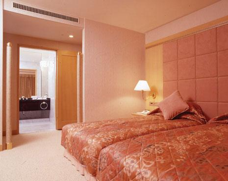 グランドホテル白山(旧:グランドホテル松任)/客室