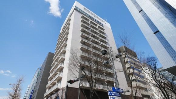 新横浜国際ホテル/外観
