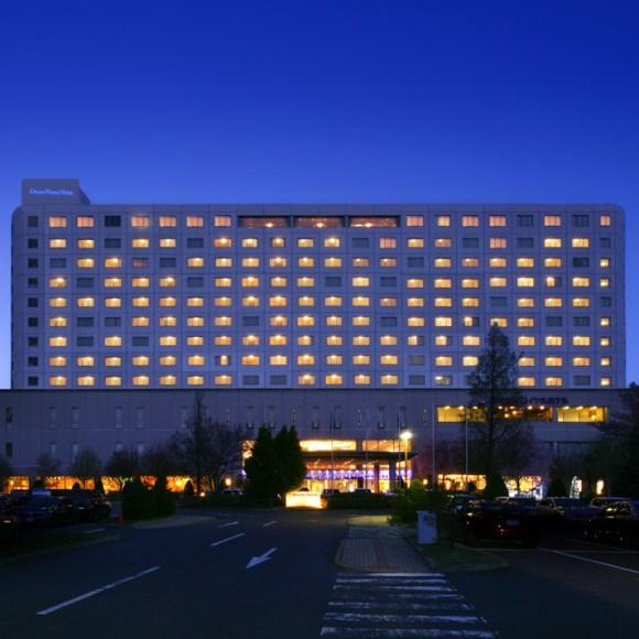 信州松代ロイヤルホテル/外観