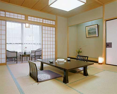 湯田中温泉 和風の宿 ますや/客室