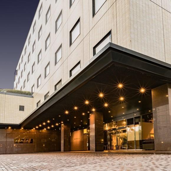 ホテル メルパルク東京/外観