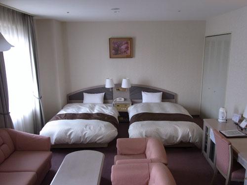 ホテル メルパルク東京/客室