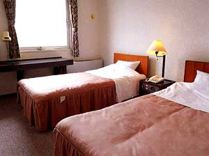 ビジネスホテル タカザワ/客室