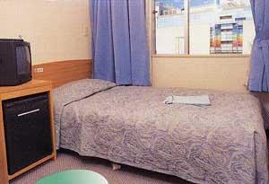 甲府ターミナルホテル/客室