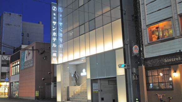 旭川サンホテル/外観