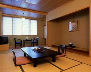 秋田温泉さとみ/客室