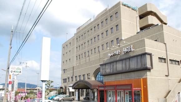 リバーサイドホテル<奈良県>/外観