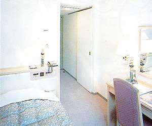 ホテル ハイ シティ セレンテ/客室