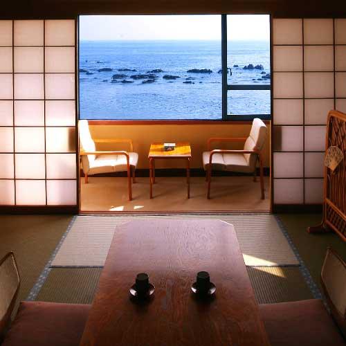 南房総白浜温泉 ホテルリゾートイン白浜/客室