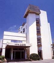 青堀温泉 ホテル喜楽館/外観