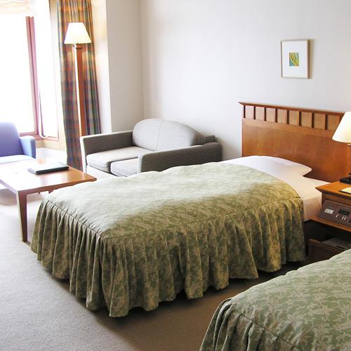 ホテル フォレスタ鳥海/客室
