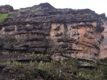 На самом краю плато Рорайма / Фото из Венесуэлы