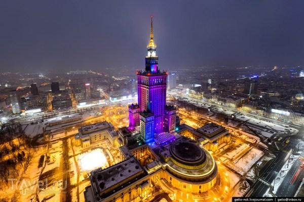 Фото Польша Варшава