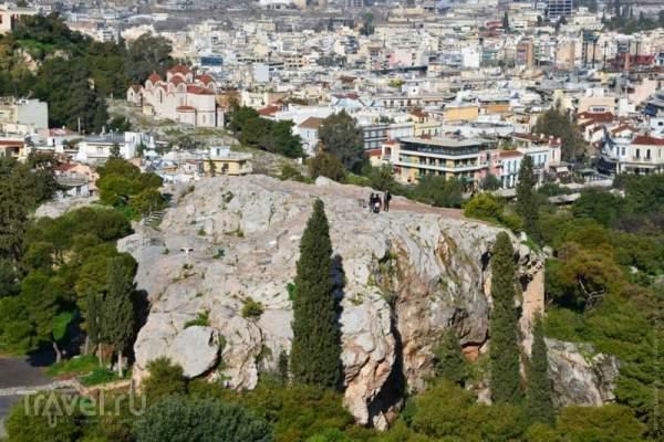 Афины с высоты Акрополя / Отзывы о Греции / Travel.Ru
