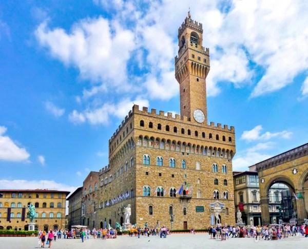 Достопримечательность Флоренции: Палаццо-Веккьо / Travel ...
